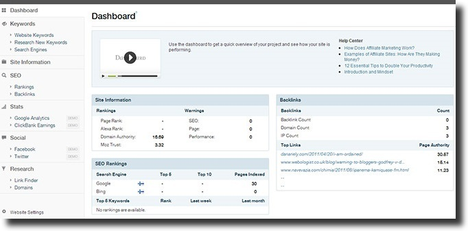 affilorama-product-dashboard