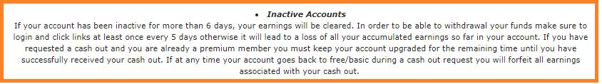 Four-Dollar-Click-inactive-account