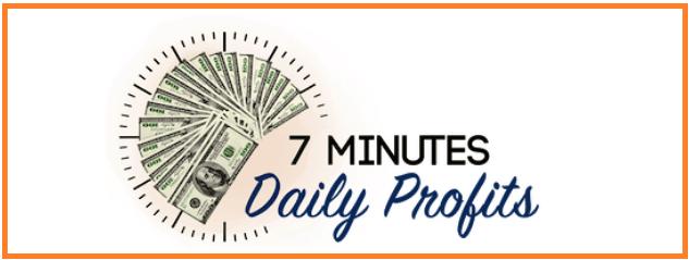 7-Minutes-Daily-Profits-Logo