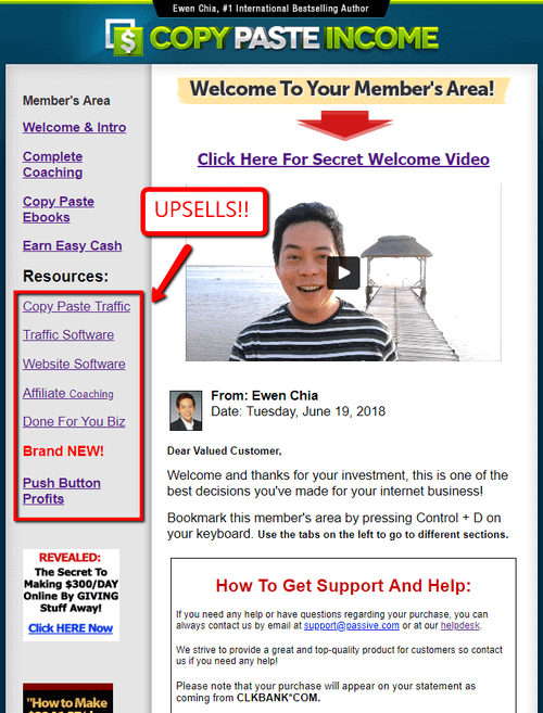 copy-paste-income-members-area