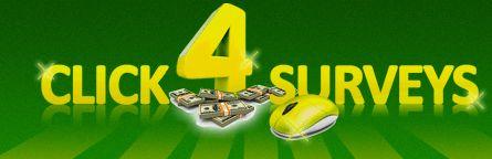 click-4-surveys-logo