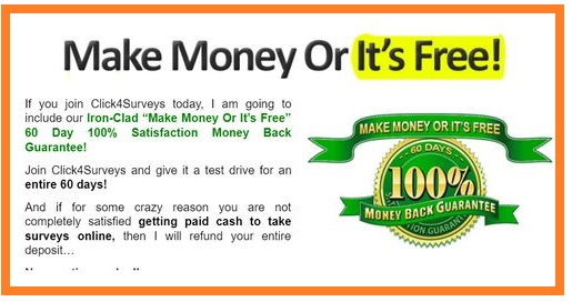 click-4-surveys-money-back