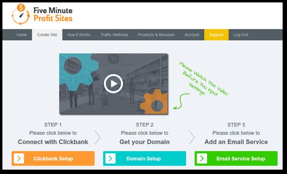 five-minute-profit-sites-members-area
