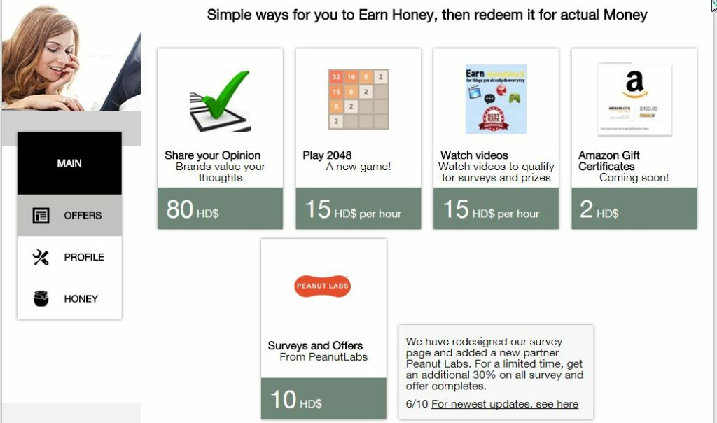 EarnHoney-product-review