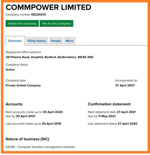CommPower-UK-Incorporation